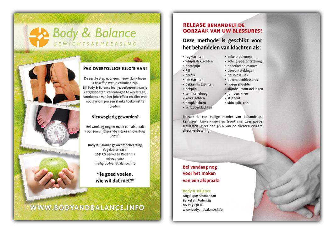 Flyer Body & Balance