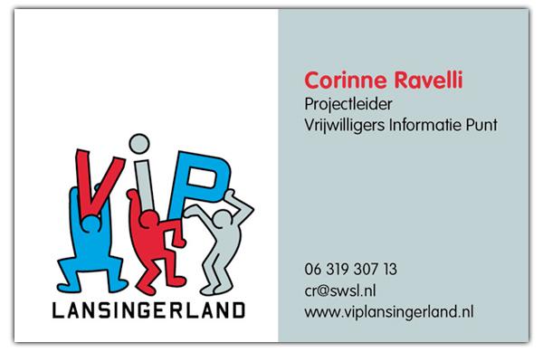 Huisstijl VIP Lansingerland