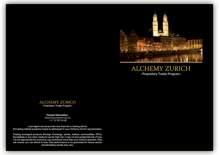 Folder Alchemy Zurich
