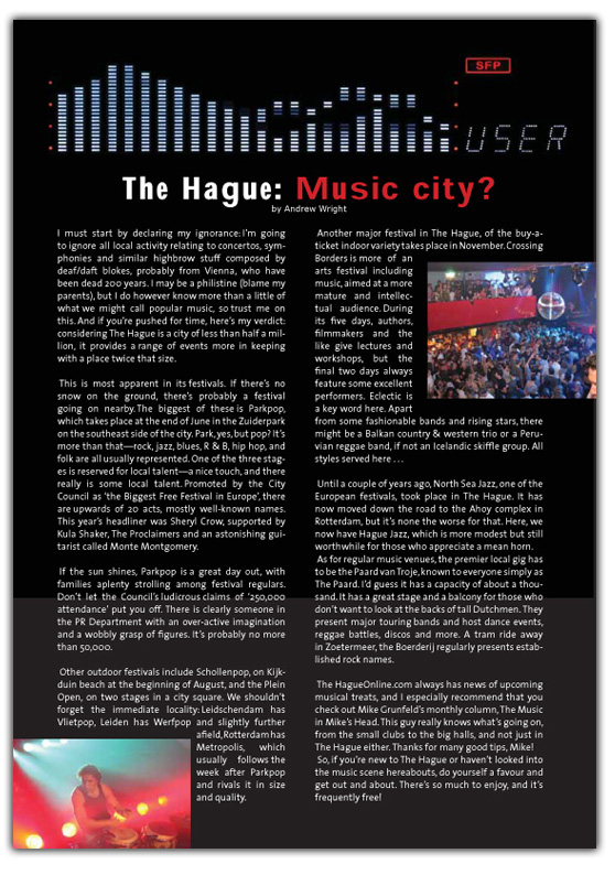 Magazine The Hague