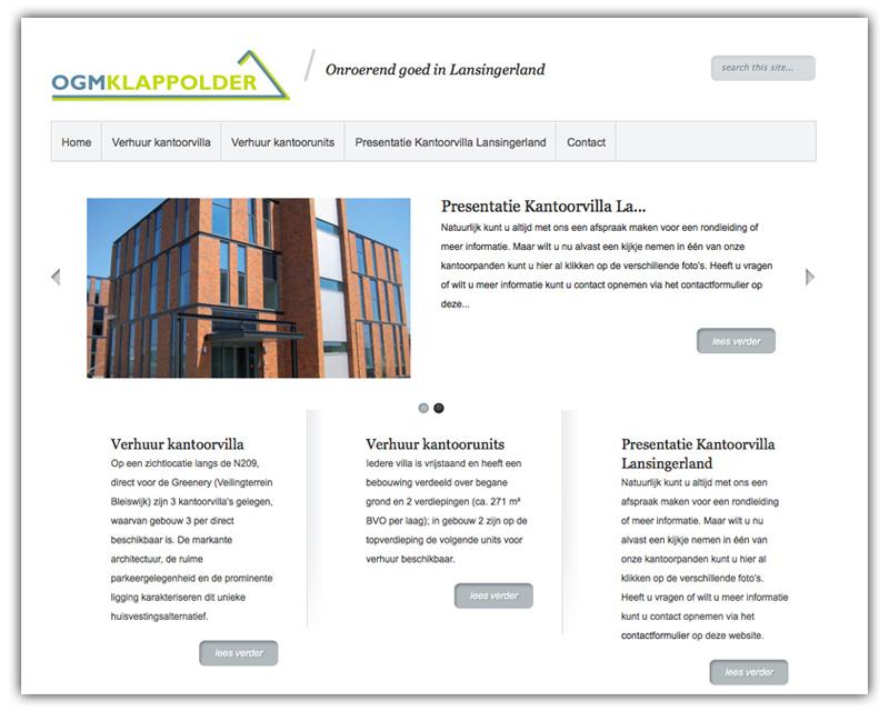 OGM Klappolder Lansingerland