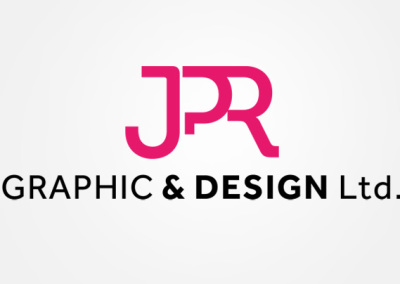 logo JPR Grahic & Design