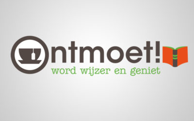 Logo ontwerp 'Ontmoet!'