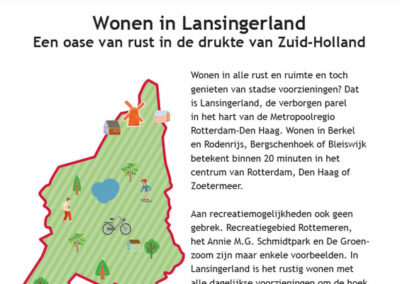 Wonen in Lansingerland