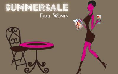 Summersale kaart Fiore Women