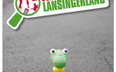 Flyer Vermist vanuit Lansingerland