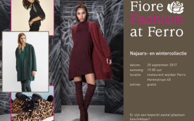 Modeshow Fiore september 2017