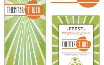 Huisstijl Theater 't Web