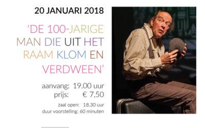 Poster Theater het Web