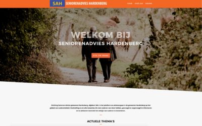 Website Seniorenadvies Hardenberg