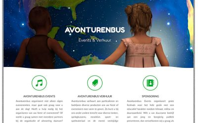 Website Avonturenbus