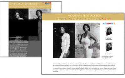 Nieuw ontwerp 6 websites