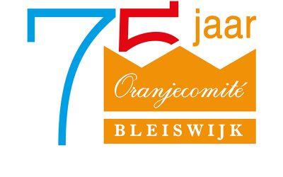 Stichting Oranjecomite Bleiswijk 75 jaar