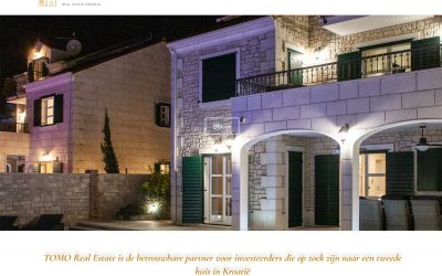 Webdesign Tomo real estate