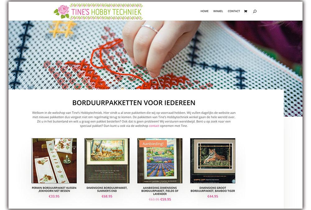 Webshop Tines Hobbytechniek