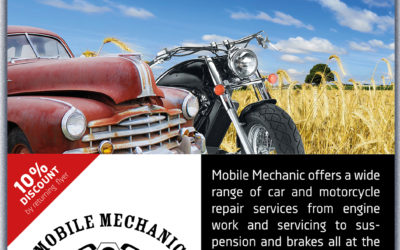 Flyer Mobile Mechanic