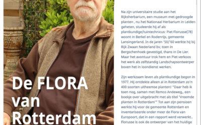 De Flora van Rotterdam
