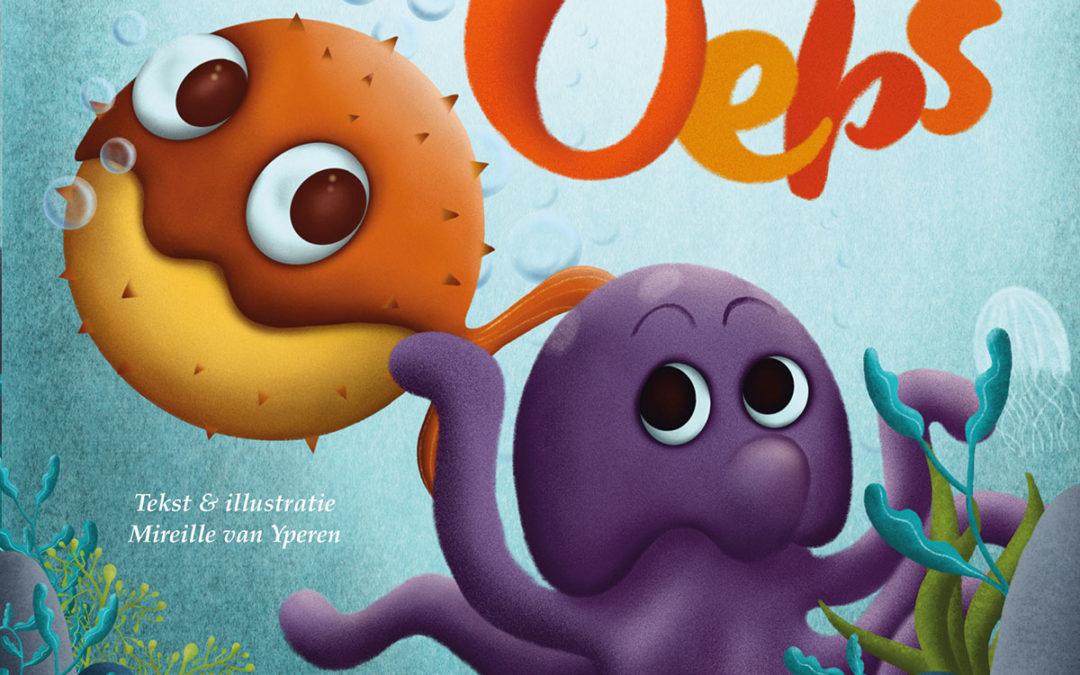 Nieuw prentenboek: OEPS!