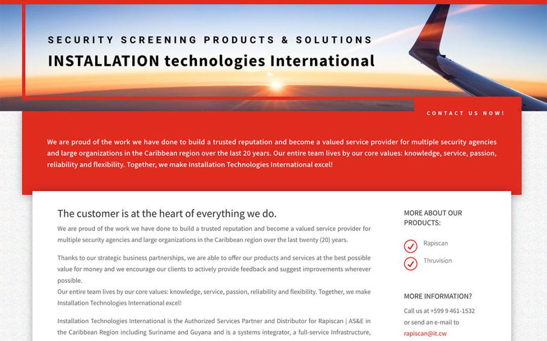 Website Installation Technologies International