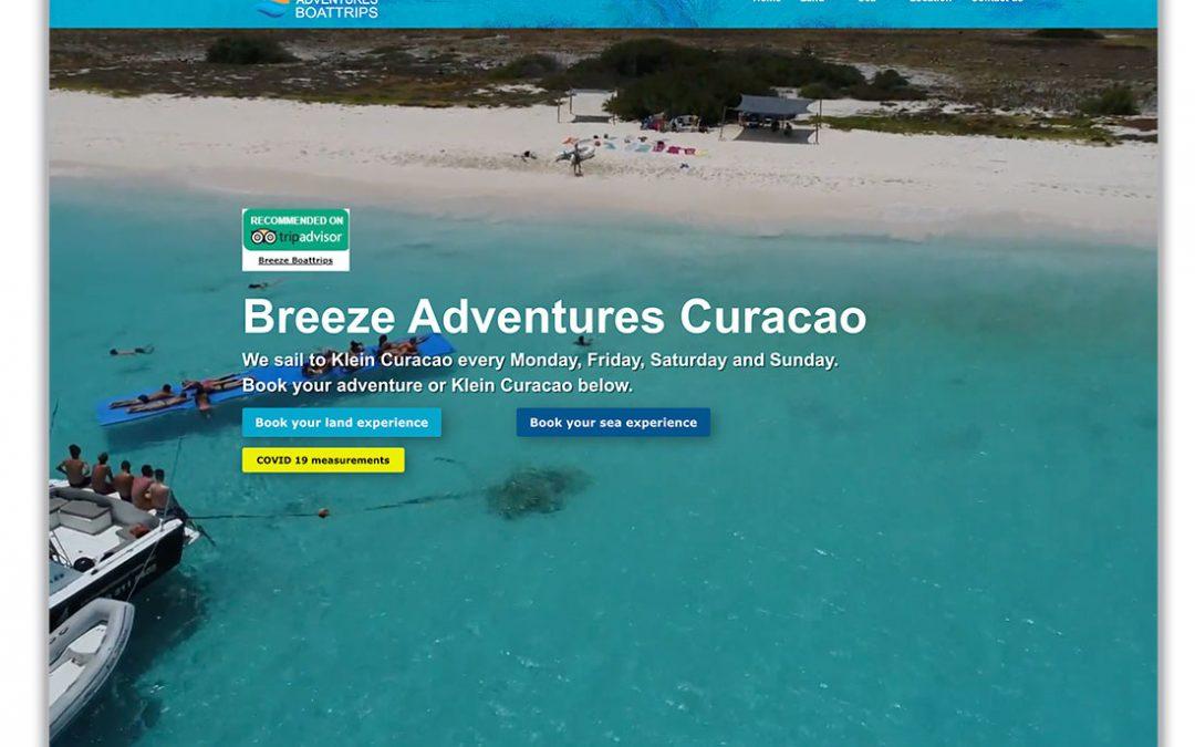 Website Breeze Curacao