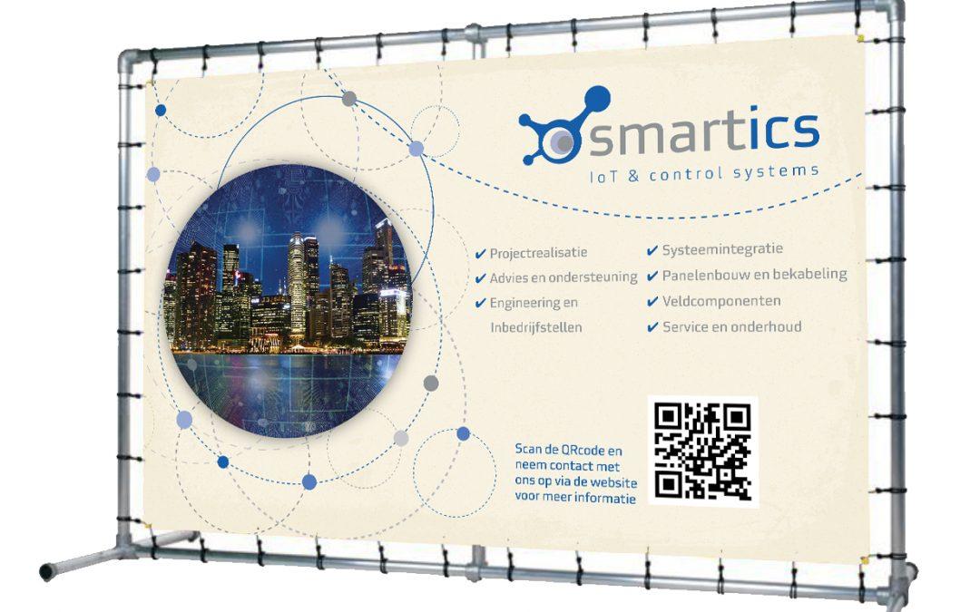 Beurswand – Smartics